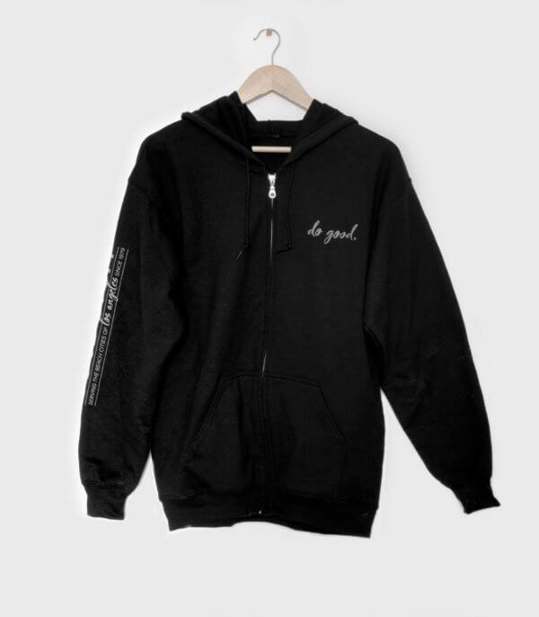good stuff hooded sweatshirt - unisex front
