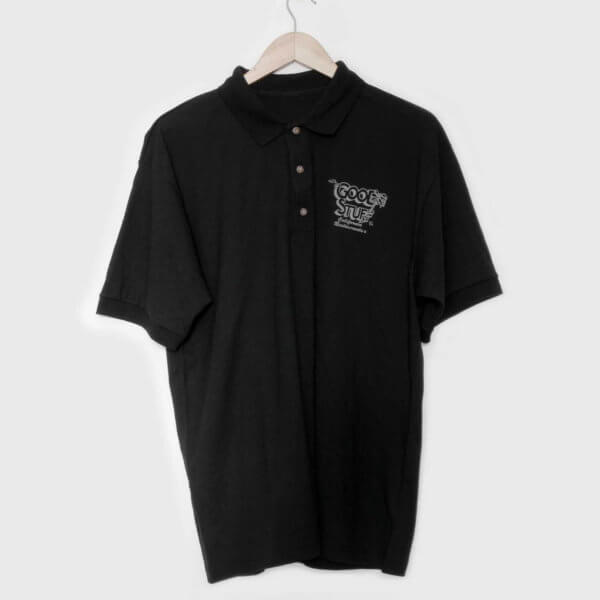 good stuff polo shirt - men front