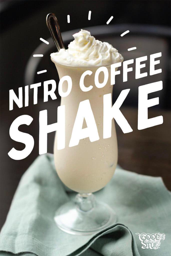 Nitro Coffee Shake