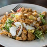 Cierra's Fried Chicken Salad