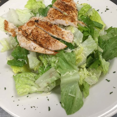 GREENS - Chicken Caesar Salad