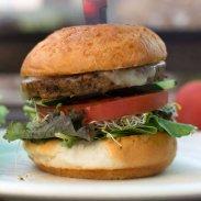 Gluten-Free Veggie Burger 3
