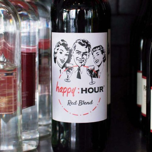 Red Blend RABBLE WINE Co