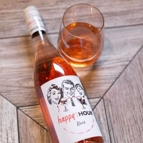 Rosé Happy Hour Wine Co