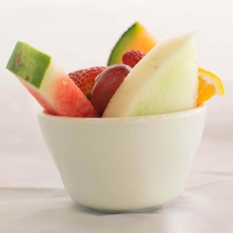 Seasonal Fresh Fruit Cup