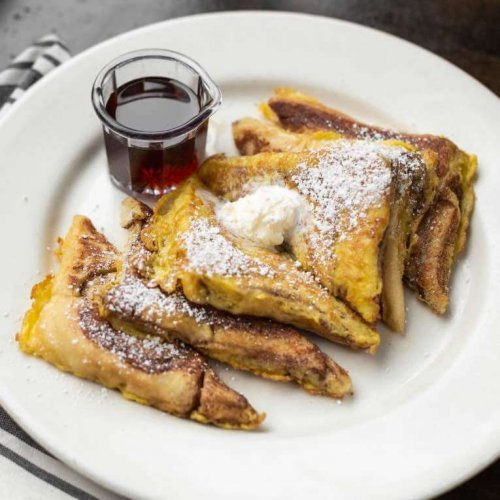 Thick Sliced French Toast