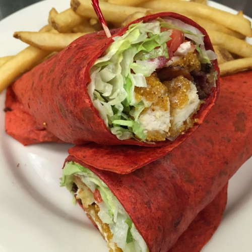 WRAPS - Chase's Fried Chicken
